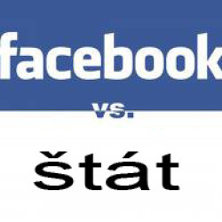 Štát vs. Facebook – rozdiely