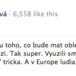 Monika Flašíková-Beňová chce zakázať slnko!