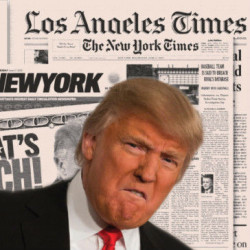 Médiá a Donald Trump – Mechanika zlyhania #1
